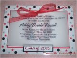 Homemade Graduation Invitations Homemade Graduation Announcements Graduation Invitations