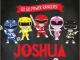 Homemade Power Ranger Birthday Invitations 17 Best Ideas About Power Ranger Party On Pinterest