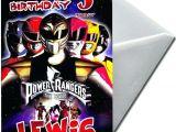 Homemade Power Ranger Birthday Invitations Free Printable Power Ranger Birthday Invitations Birthday