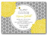 Honey Bee Bridal Shower Invitations Bridal Shower Invitations Bridal Shower Invitations Bee