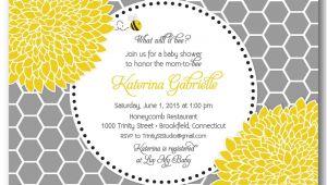 Honey Bee Bridal Shower Invitations Bridal Shower Invitations Bridal Shower Invitations Bee