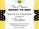 Honey Bee Bridal Shower Invitations Bumble Bee Wedding Shower Ideas Baby Shower Decoration Ideas