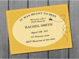 Honey Bee Bridal Shower Invitations Items Similar to Honey Bumble Bee Bridal Shower Invitation