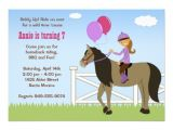 Horse Party Invitations Free Printable Free Printable Horse Birthday Party Invitations Free