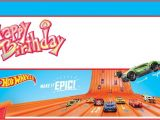 Hot Wheels Party Invitations Free Free Printable Hot Wheels Invitation Templates for Download
