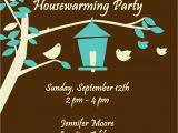 House Warming Party Invites Birthday Housewarming Invitation
