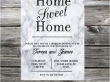 Housewarming and Baby Shower Invitations Housewarming Invitation Baby Shower Invite Bridal Shower