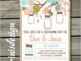 Housewarming and Baby Shower Invitations Housewarming Party We Ve Moved Invite Burlap by