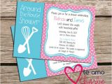 Housewarming and Baby Shower Invitations Printable Around the House Shower Invitations Couples
