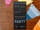 Housewarming and Engagement Party Invitations Housewarming Engagement Party Invitation Customizable