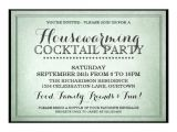 Housewarming Cocktail Party Invitations Vintage Housewarming Cocktail Party Invitation 5 Quot X 7