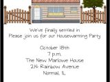 Housewarming Party Invitation Quotes Funny Housewarming Party Invitation Wording Cimvitation