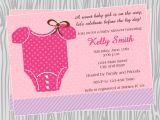 How to Design A Baby Shower Invitation Design How to Make Baby Shower Invitations