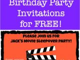 How to Design A Birthday Party Invitation How to Create Birthday Party Invitations Using Picmonkey