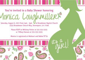 How to Do A Baby Shower Invitation Project Of the Week Baby Shower Invite Create Share