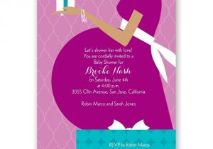 How to Do A Baby Shower Invitation True Gift Baby Shower Invitation Invitations by Dawn