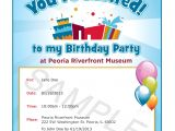 How to Fill Out Birthday Party Invitations Fill In Birthday Invitations Invitation Librarry