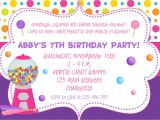How to Invite for Birthday Party 15 Party Invitations Excel Pdf formats