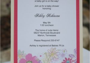 How to Make A Baby Shower Invitation Card 17 Best Images About Baptism Preview On Pinterest to Be