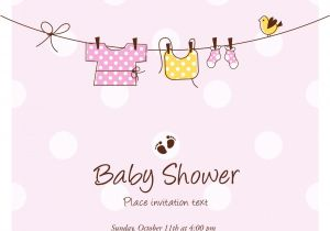 How to Make A Baby Shower Invitation Card Baby Shower Invitations Baby Shower Invitations Cards