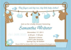 How to Make A Baby Shower Invitation Card Ideas for Boys Baby Shower Invitations Free Printable