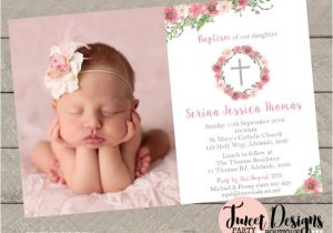 How to Make Baptismal Invitation 17 Best Images About Christening Invitations On Pinterest