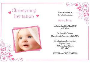 How to Make Baptismal Invitation Baptism Invitation Baptismal Invitation Card Baptism
