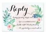 How to Respond to Bridal Shower Invitation 17 Best Ideas About Pastel Wedding Reply Cards On