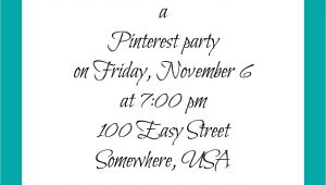 How to Write An Invitation to A Dinner Party Life is Sew Daily Hostessing How to Write An