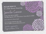 How to Write Bridal Shower Invitations Purple Bridal Shower Invitations Ideas Invitations Templates