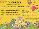 How to Write Invitation for Birthday Party How to Write A Birthday Invitation Bagvania Free