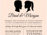 How to Write Time On Wedding Invitation How to Word Wedding Invitations Invitation Wording Ideas