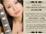 Hs Graduation Invitations High School Graduation Invitation Wording