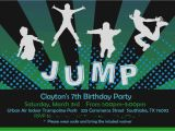 Http Urban Air Trampoline Park Download Birthday Party Invitations Awesome Trampoline Park Birthday Party Invitations
