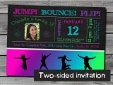 Http Urban Air Trampoline Park Download Birthday Party Invitations Best 25 Trampoline Birthday Party Ideas On Pinterest