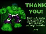 Hulk Birthday Party Invitation Template Hulk Party Invitations Free