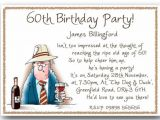 Humorous 60th Birthday Invitation Wording Funny 50th Birthday Invitations Wording Ideas Drevio