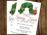 Hungry Caterpillar Baby Shower Invitations Very Hungry Caterpillar Party Invite Babycenter