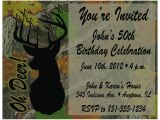 Hunting Birthday Party Invitations Free Printable Hunting Birthday Invitations