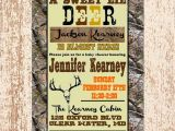 Hunting themed Baby Shower Invitations Personalized Boys Hunting theme Baby Shower Invitation