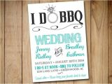 I Do Bbq Wedding Reception Invitations I Do Bbq Wedding Invitation Template Download Blue Teal