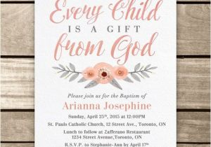 Ideas for Baptism Invitations Best 25 Baptism Invitations Girl Ideas On Pinterest