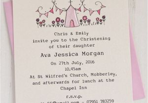 Ideas for Baptism Invitations Best 25 Christening Invitations Ideas On Pinterest