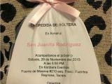 Ideas for Bridal Shower Invitations Despedida De soltera Invitación Bridal Shower Invitation