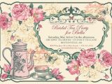Images Of Tea Party Invitations Tea Party Invitation Bridal Tea Party Garden Tea Party