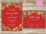 Indian Wedding Invitation Designs Free Download 35 Traditional Wedding Invitations Psd Free Premium