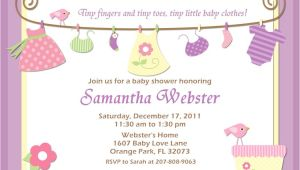 Inexpensive Baby Shower Invitations Girl Cheap Baby Girl Shower Invitations