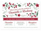 Inexpensive Plantable Wedding Invitations Plantable Christmas Wedding Invitation Plantable Wedding