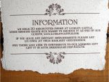 Information to Include On Wedding Invitation Vintage Style Wedding Invitation by solographic Art