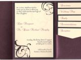 Inserts for Wedding Invites 9 Best Images Of Pocketfold Wedding Invitations Inserts